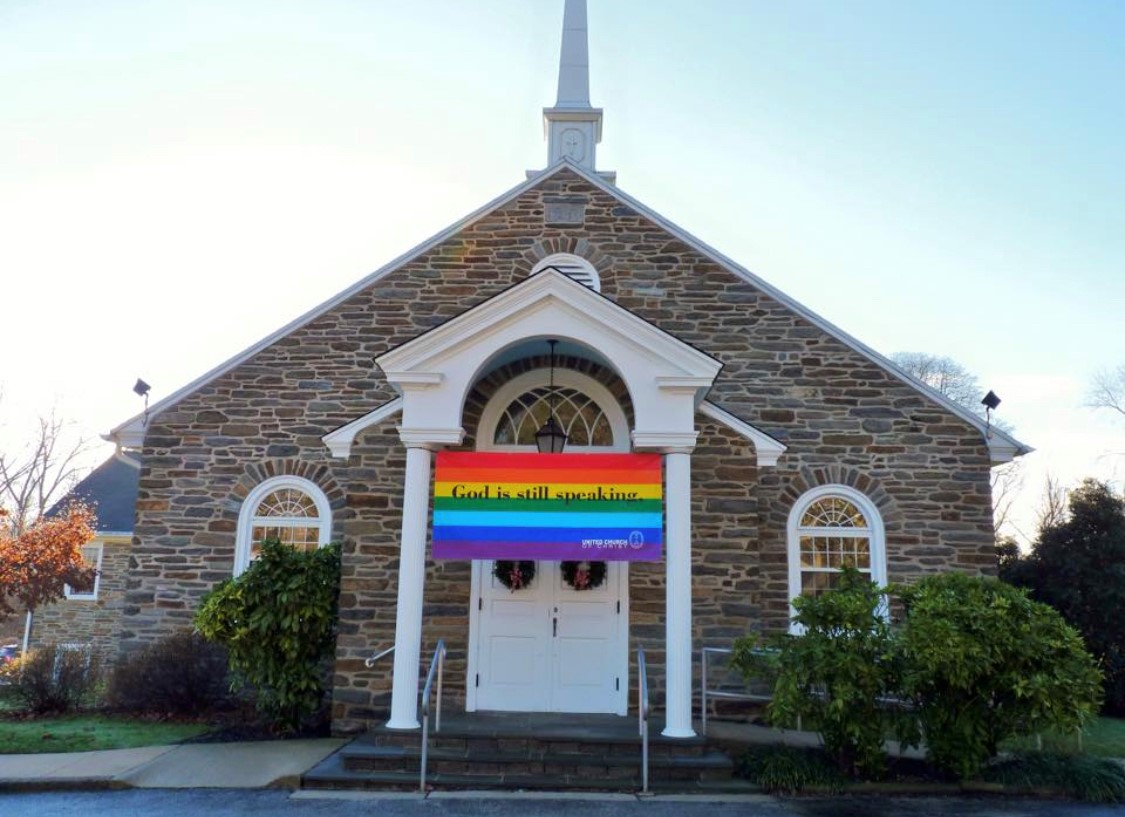 Collenbrook United Church